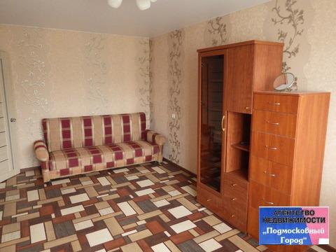 1 комн квартира в Егорьевске в 6-й мкр