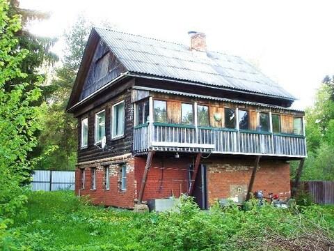 Дом 120 кв.м. на участке 12,3 сотки в пос. Луговая (Лобня)
