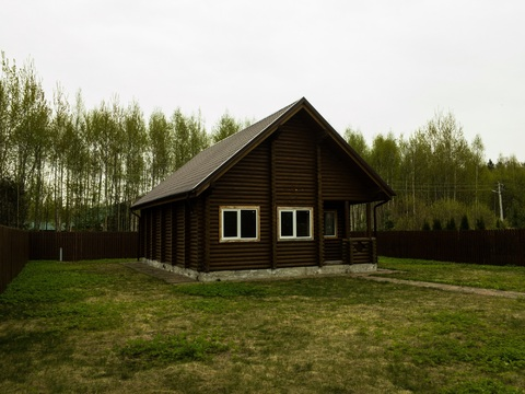 Дом 140м2 с баней, 10сот, Киевское ш, 55 км, новая Москва