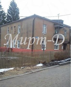 Продаю 2-х комнатную квартиру в г. Яхрома, ул. Ленина, д. 20 (сталинка