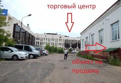 Продается здание в центре Дмитрова, ул. Почтовая 4