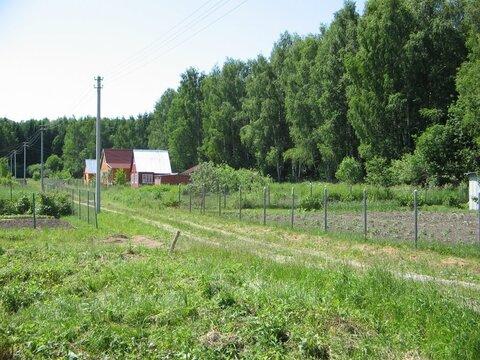 2 км от Оки , Калиновские Выселки, г.Серпухов