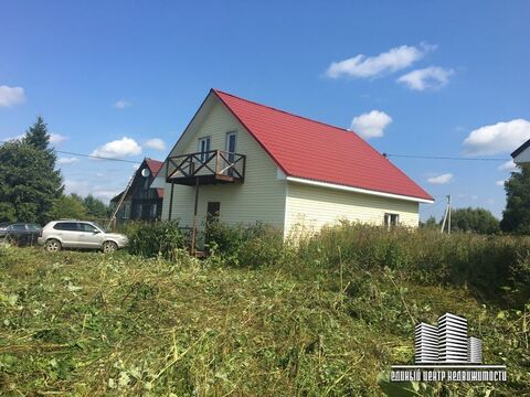 Дом 140 кв. м.д. Шабушево ул.Центральная (Талдомский район)