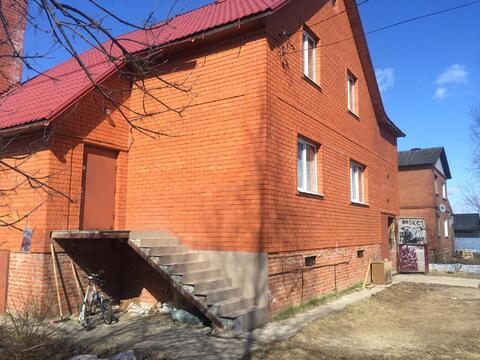 Капитальный кирпичный дом в Сергиевом Посаде