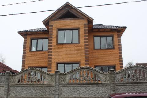 Дом 180кв.м. в д.Курганье