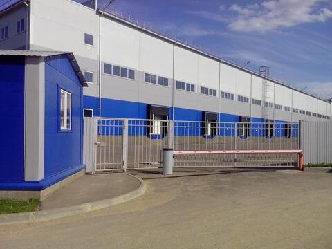 Складской комплекс 12540 м. класса в+ в Одинцовском р-не