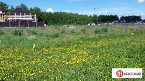Земельный уч. 12 соток ИЖС, Н.Москва, 25 км от МКАД Калужское шоссе