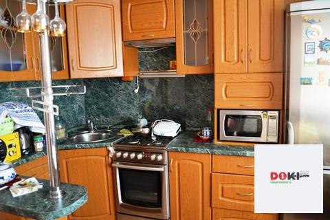 Трёхкомнатная квартира в г.Егорьевск 75 кв.м.