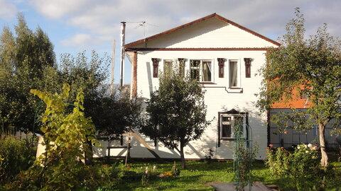 Продается жилой дом 108 кв. м. в д. Кишкино, Ступинского района