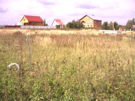 10 соток под строительство жилого дома, д. Речки (Шеметово)