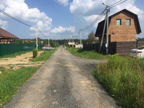 12 соток в черте г.Чехов ул.Полянская