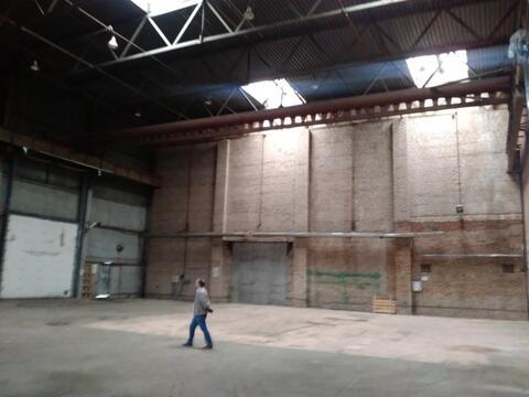 Производственное помещение 800 кв.м.