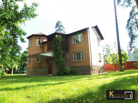 Новинка! Купи кирпичный дом в Малаховке по привлекательной цене