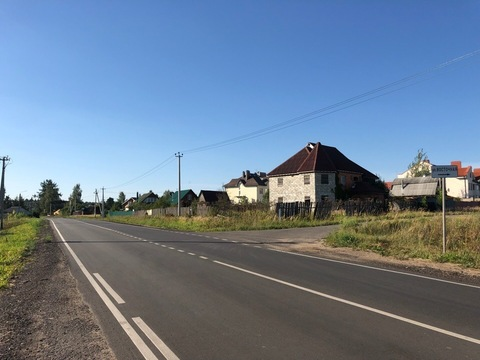 Участок 16 соток близ д. Трубино, Щелковский район, 960000 руб.