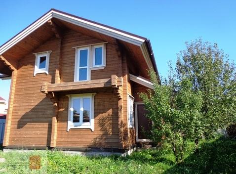 Дом 124 м2 на участке 8 соток, село Лучинское, д. Петушки