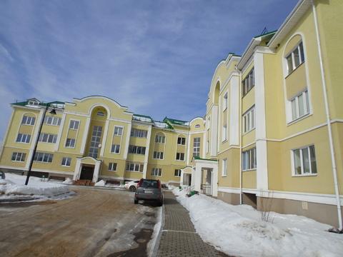 """3-комнатная квартира, 102 кв.м., в ЖК """"Троицкая Слобода"""""""