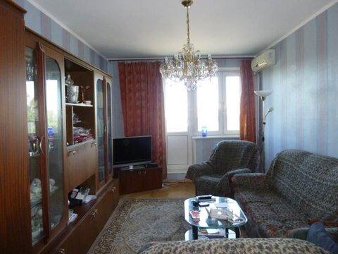 Трёхкомнатная квартира в доме ЖСК с видом на парк Сокольники