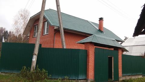 Продается новый дом, 45 от МКАД, д. Минеево, рядом с Сорочанами