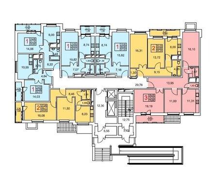 Пироговский, 2-х комнатная квартира, ул. Советская д.5, 3663000 руб.