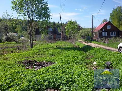 Ровный сухой участок 9 сот. с эл-вом 15 квт, 1050000 руб.