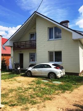 Продается 2х этажный дом 140 кв.м. на участке 14 соток