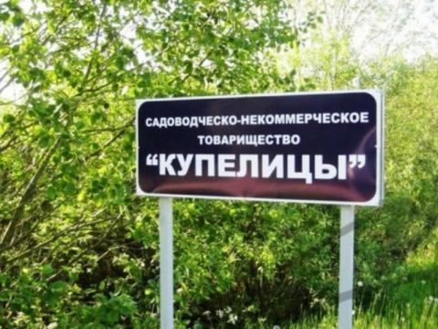 СНТ Купелицы