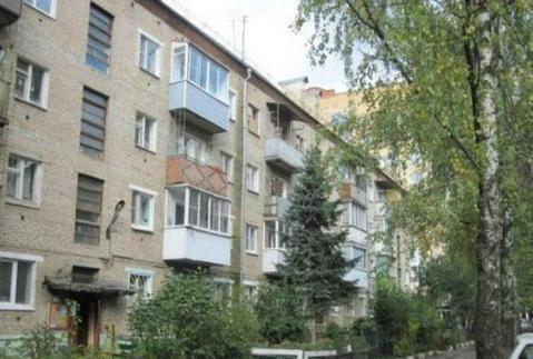 Не дорогая двухкомнатная квартира в г.Щелково по ул.Полевая д.10