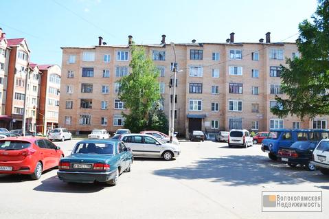 Однокомнатная квартира в центре Волоколамска на ул.Садовая 20