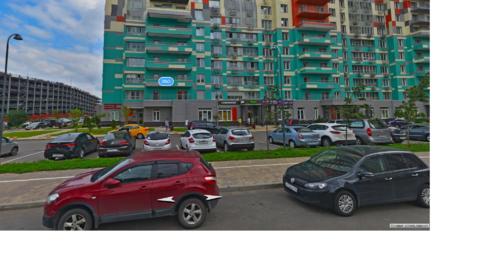 """2-х комнатная квартира в ЖК """"Лайф Митино"""" 68,9 м2"""