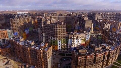 """3-комнатная квартира, 73 кв.м., в ЖК """"Солнечная система"""""""