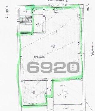 Продается нежилое помещение общей площадью 298,6 кв.м