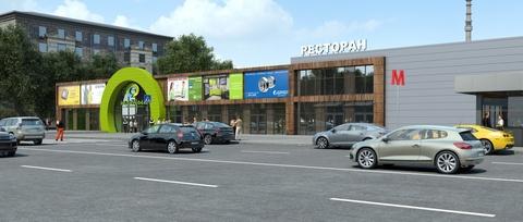 Стрит-ритейл 165 кв. м, около метро Бутырская.