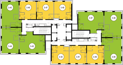 Москва, 2-х комнатная квартира, Головинское ш. д.10, 10758000 руб.