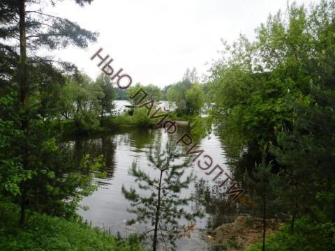 Продаю участок на Истринском водохранилище