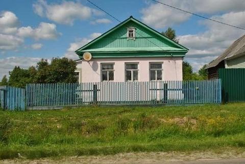 Дом в деревне Гридино-Шувое