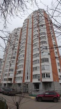 Москва, Черноморский бульвар, дом 4к3