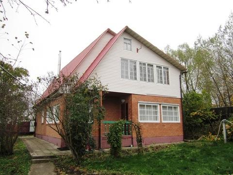 Дом 200 кв.м. на участке 35 соток в д.Настасьино, Дмитровского р-на.