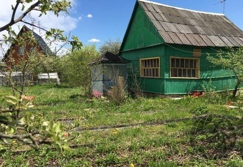 Дом в черте Подольска мкр.Климовск, СНТ Строитель