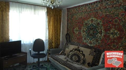 Четырехкомнатная квартира в Пушкино.