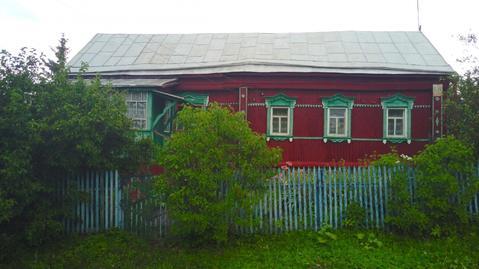 Продается дом 60 кв.м в д.Старые Кузьменки Серпуховской р-н