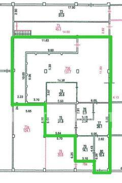 Большое подвальное помещение можно использовать и под склад, и под сту