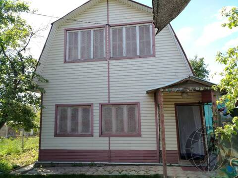 2-эт теплый дом СНТ пэмз № 10, Гаражный пр-д, 15 км от МКАД, прописка.