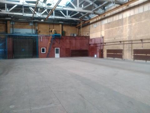 Производственное помещение 750 кв.м.