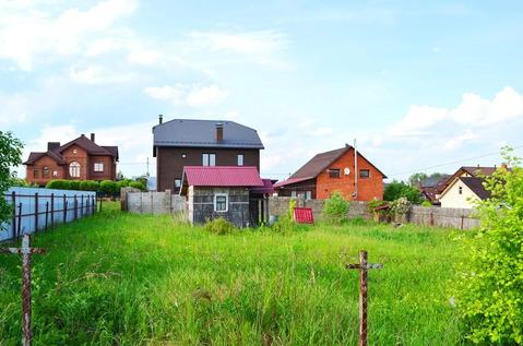 Продам участок 7 соток, вблизи д.Сабурово в 13 км от МКАД