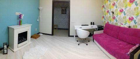 3-к.квартира с дизайнерским ремонтом в Бутово Парк