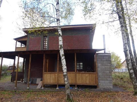 Новый дом в Серпуховском р-не д. Н. Кузьменки.