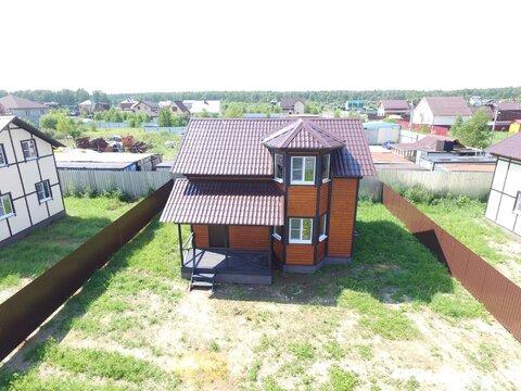 Дом 100 кв с участком 6 соток г.Чехов