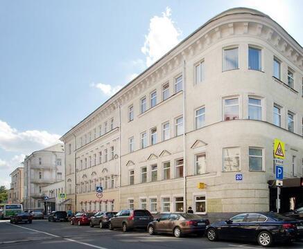 """Офис 504,9 кв.м. в БЦ класса """"В"""" (м. Павелецкая)"""
