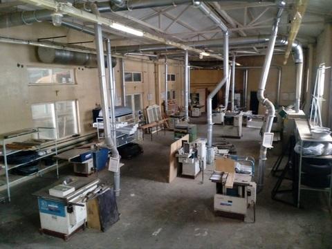 Производство, автосервис, склад.