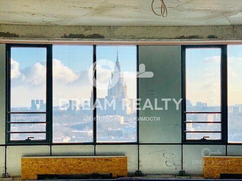 Продажа апартаментов 130,1 кв.м. , ул. Мосфильмовская, 74б